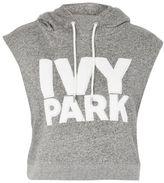 Ivy Park Logo crop hoodie
