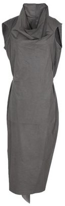 Rick Owens Lilies 3/4 length dress