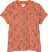 RVCA Junior's Suspension All Over Print Shirt