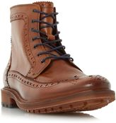 Bertie Coolio Toecap Lace Up Boots