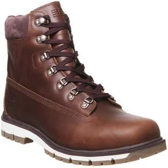 Timberland Radford Waterproof Boots Rust Full Grain
