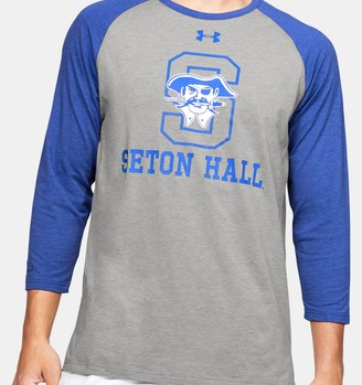 Under Armour Men's Charged Cotton Baseball Collegiate T-Shirt