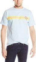FEA Men's Odd Future Horizontal Chest Stripe Logo T-Shirt