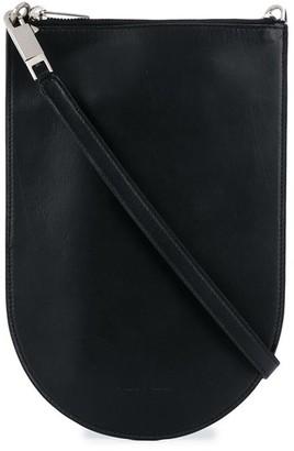 Rick Owens Zipped Crossbody Bag