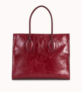 Tod's Tods Shopping Bag Large In Leather