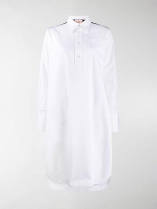 Plan C Oversized Shirt Dress