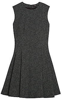 Theory Women's Textured Fit-&-Flare Dress