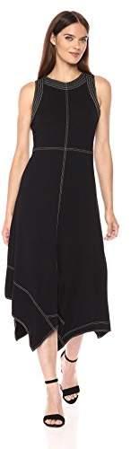 Nic+Zoe Women's Ponte Stitches Dress