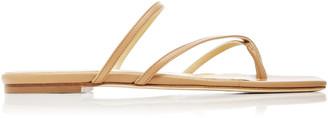 AEYDĒ Marina Leather Sandals