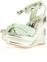 PALAIS Layered Metallic Wedges