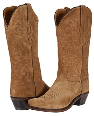 Old West Boots Penny (Tan) Women's Shoes