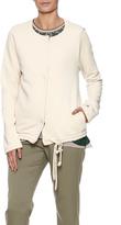 Humanoid French Terry Drawstring Jacket