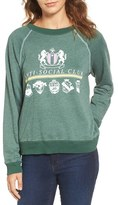 Wildfox Couture Women's Anti-Social Club Pullover