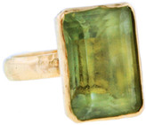 Mabel Chong - Green Amethyst Ring 393912588
