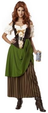 BuySeasons Buy Seasons Women's Tavern Maiden Costume
