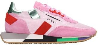 Ghoud GHOUD Rush Sneakers In Rose-pink Tech/synthetic