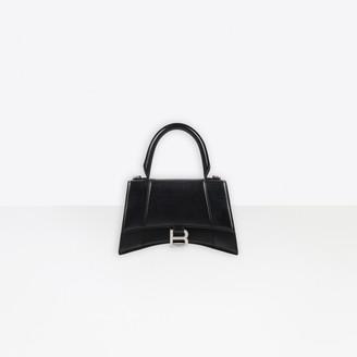 Balenciaga Hourglass Small Top Handle Bag
