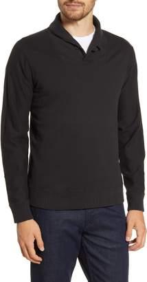Billy Reid Shawl Collar Cotton Sweater