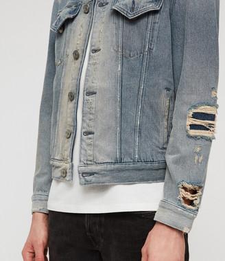AllSaints Iren Denim Jacket