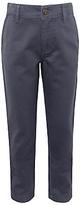 John Lewis Boys' Slim Chino Trousers, Grey