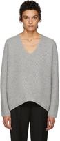 Acne Studios Grey Deborah Sweater