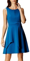 Karen Millen Asymmetric Overlay Dress