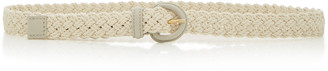 Andersons Braided Leather Belt