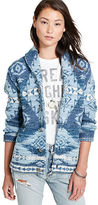 Denim & Supply Ralph Lauren Boyfriend Shawl Cardigan