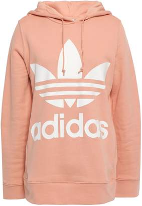 adidas Printed French Cotton-terry Hoodie
