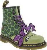 Dr Martens Green Ninja Turtles Donatello Boots