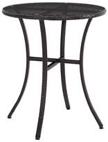 Crosley Palm Harbor Outdoor Wicker Bistro Table