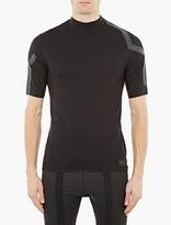 Y-3 Sport Black Merino-Blend T-Shirt