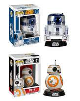 POP POP! Figure 2pk - Star Wars BB-8 & R2-D2
