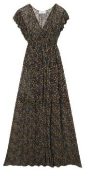 BA&SH BA & SH - Carbon Samanta Maxi Dress - 1