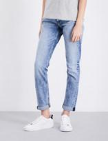 Rag & Bone Dre skinny mid-rise stretch-denim jeans