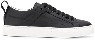 HUGO BOSS Classic Plimsoll Trainers