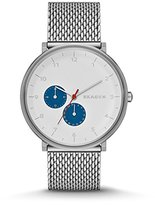 Skagen Men's SKW6187 Hald Stainless Steel Mesh Watch