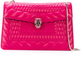 Bulgari quilted Serpenti shoulder bag - women - Leather - One Size