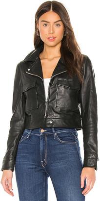 LAMARQUE Paloma Leather Jacket