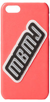 Marc by Marc Jacobs MBMJ Patch Phone Case for Phone 5