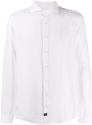 Fay Plain Long-Sleeved Shirt