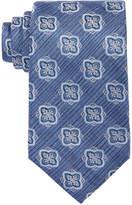 Tasso Elba Men's Medallion Tie, Only at Macy's