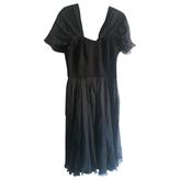 Fendi Anthracite Dress