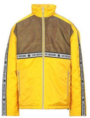 Love Moschino Synthetic Down Jacket