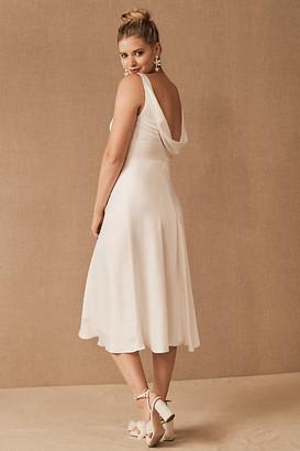 Jenny Yoo Lara Dress By in White Size 4