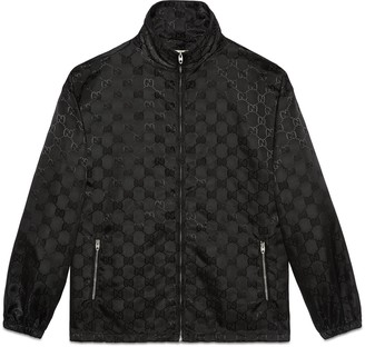 Gucci Off The Grid zip-up jacket