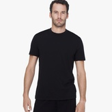 James Perse Lounge Short Sleeve Crew