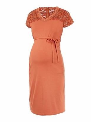 Mama Licious Mamalicious Women's MLBLACKIE MIVANA Cap Dress