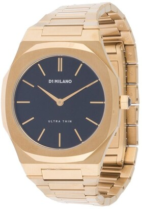 D1 Milano Gold Night 34mm watch