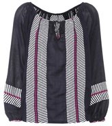 Lemlem Makari cotton blouse
